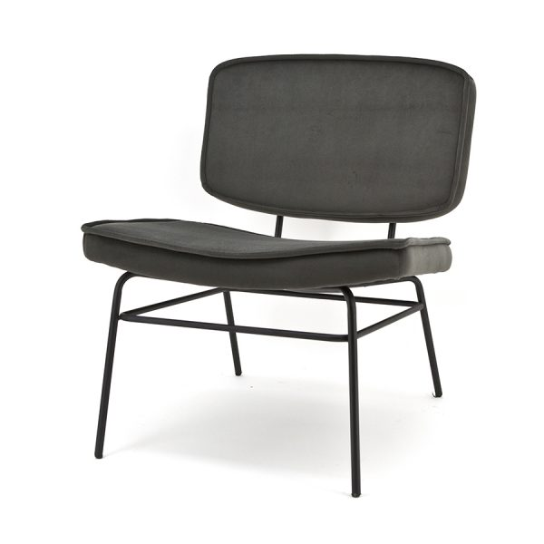 Fauteuil Vice - Antraciet